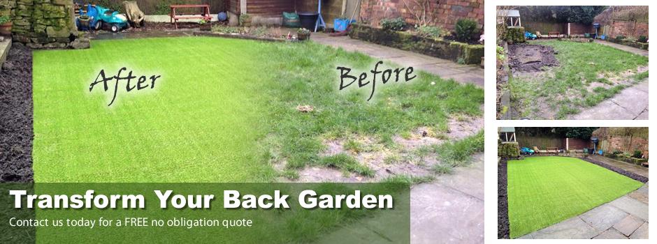 2 Transform Your Garden